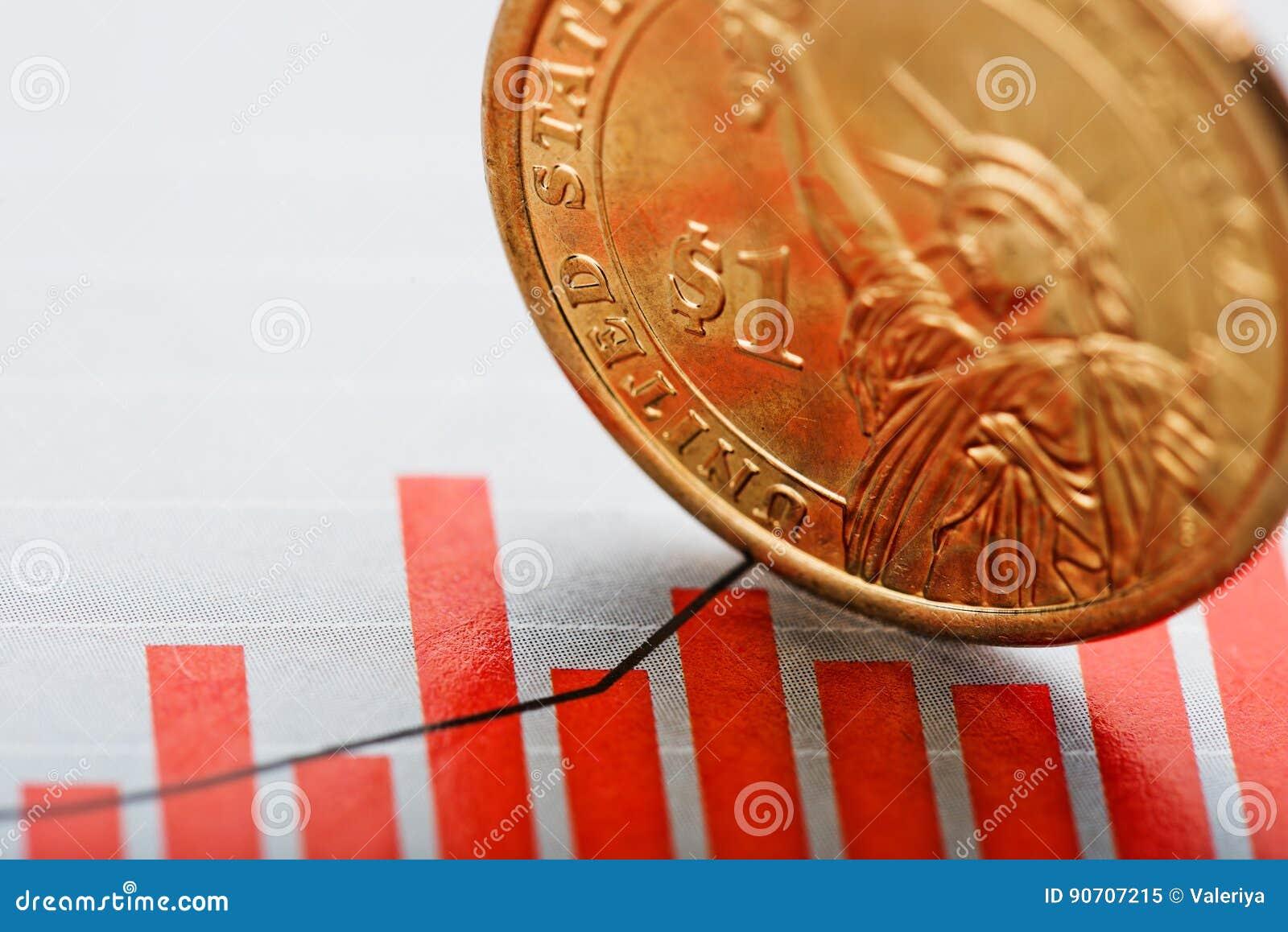 Taux de dollar US DOF peu profond