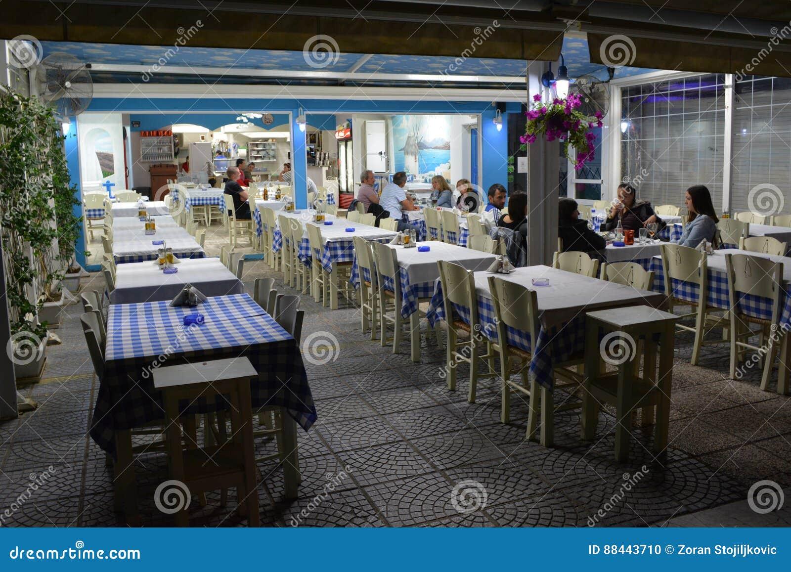 Taverna grec