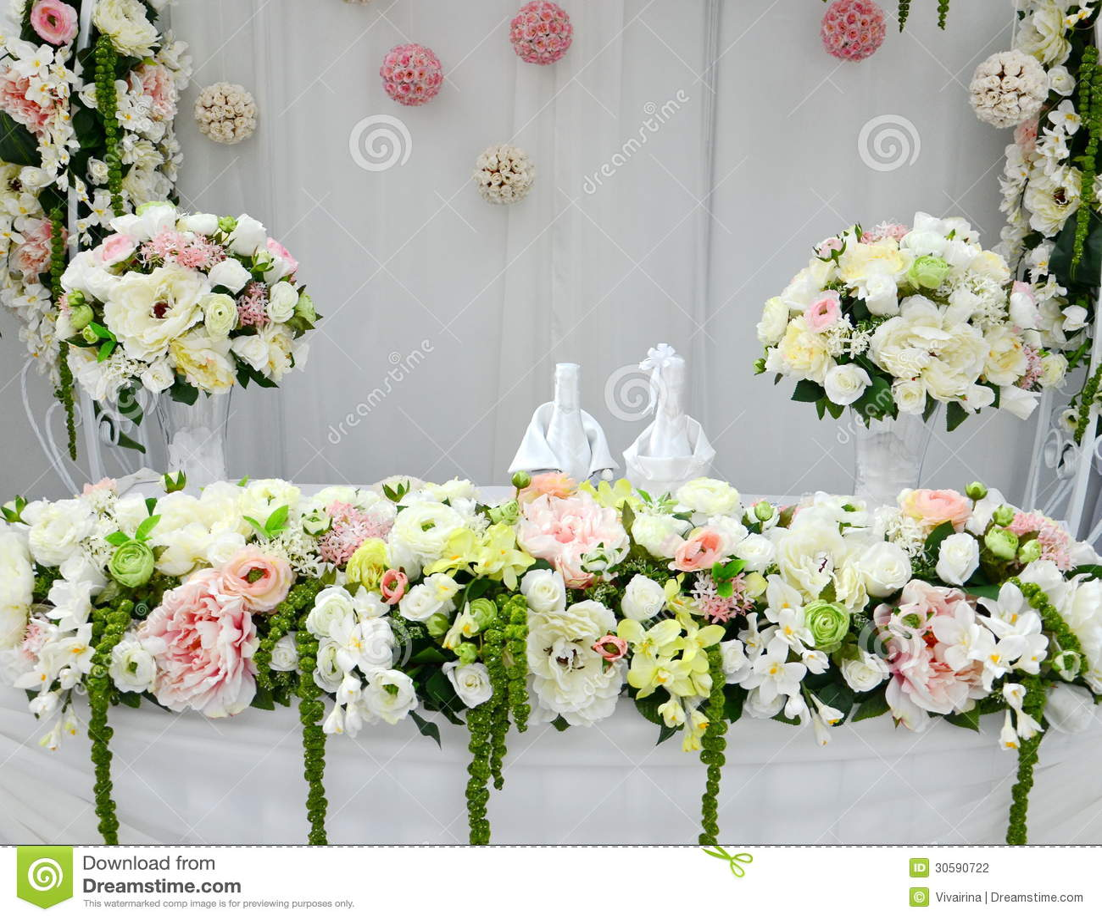 Tavola di nozze