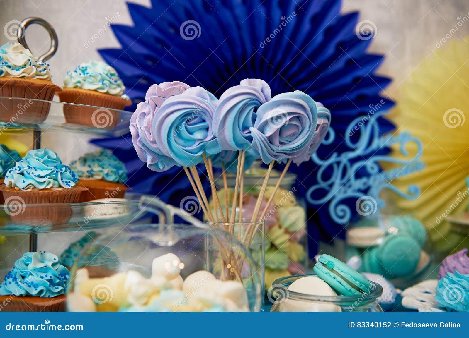 Tavolo Compleanno Bambini : Tavola dolce per la festa di compleanno del ` s dei bambini in