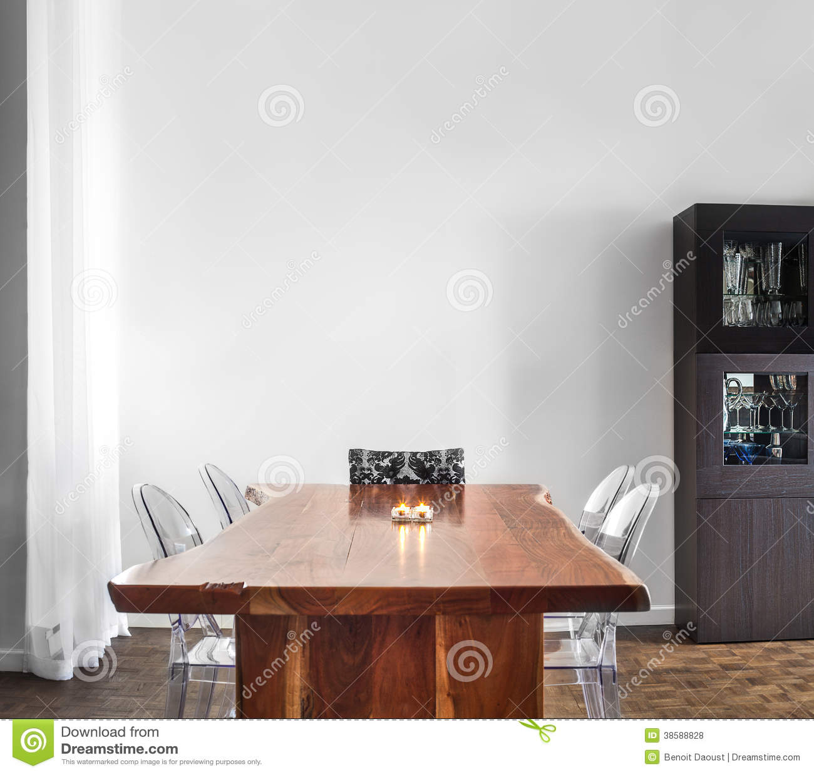 Tavola e decorazioni moderne e contemporanee della sala da - Sale da pranzo contemporanee ...