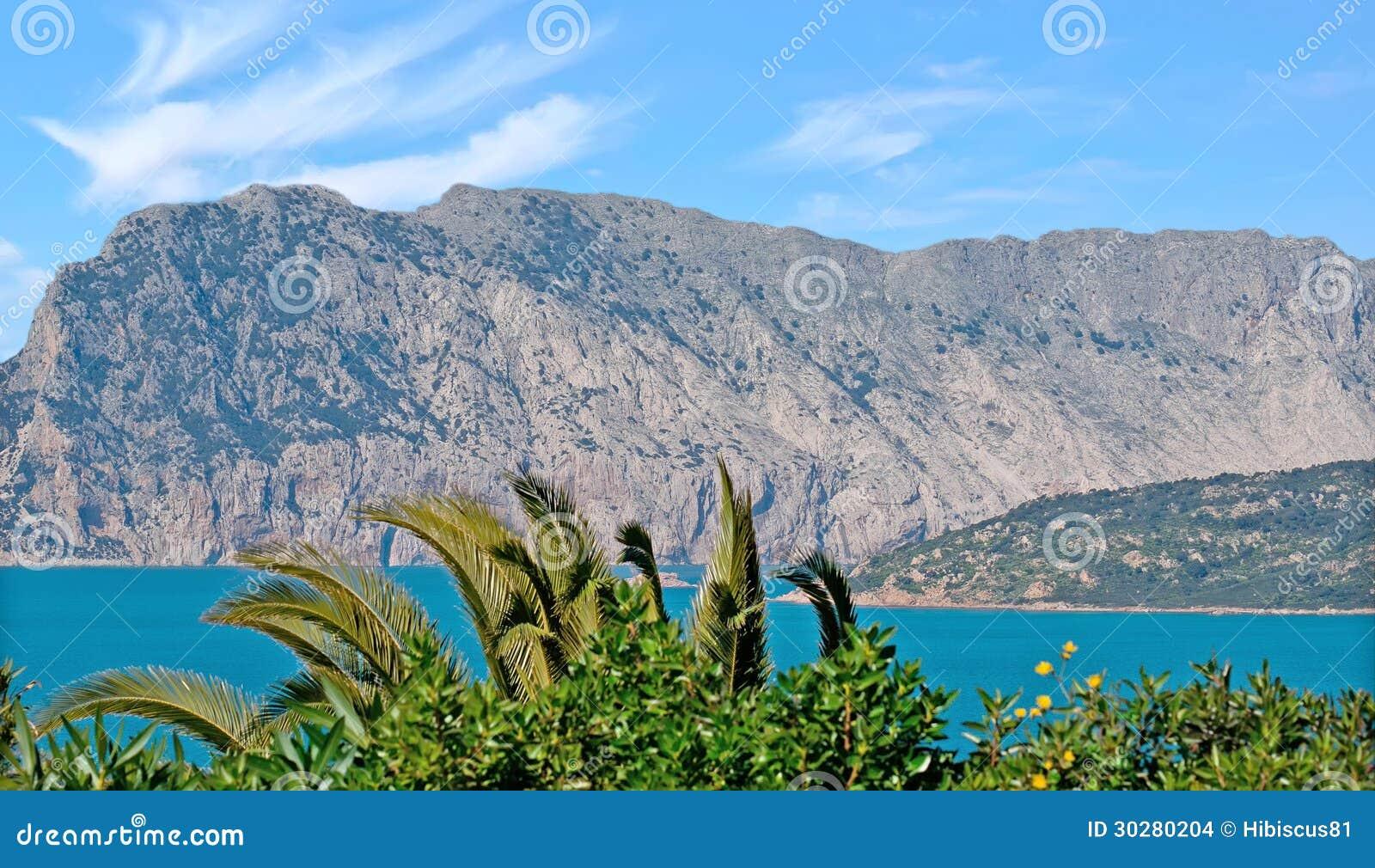 Tavolara和Molara小岛