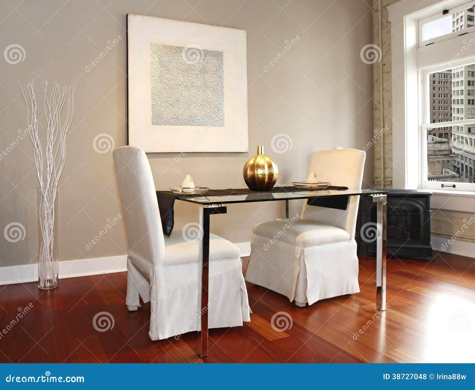 Fotografie Stock Libere Da Diritti: Tavolo Da Pranzo Elegante Messo In  #85AA21 1300 1084 Sala Da Pranzo Arte Povera