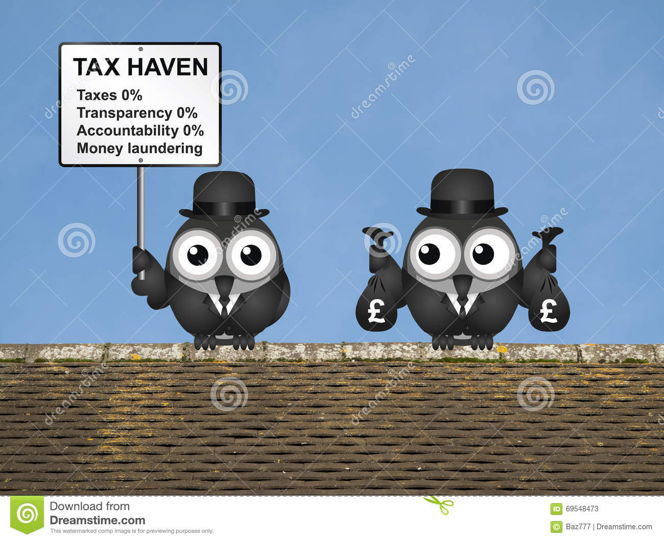 Tax Haven.