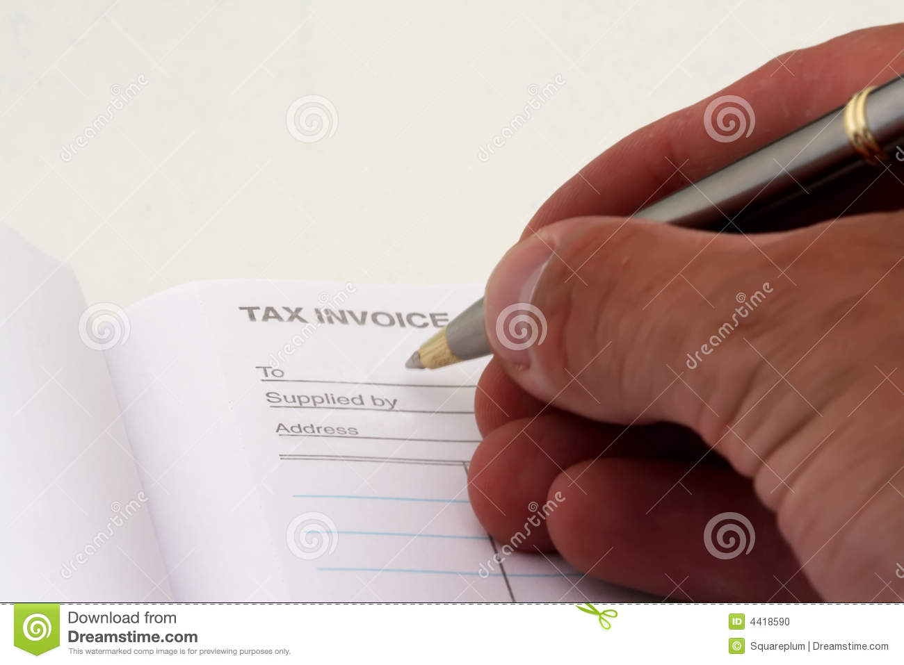 Beef Stew Receipt Word Tax Invoice Stock Photo  Image  Receipt Of Payment Template Excel with Target Returns Without Receipt Invoice Pen Tax  Fake Receipts