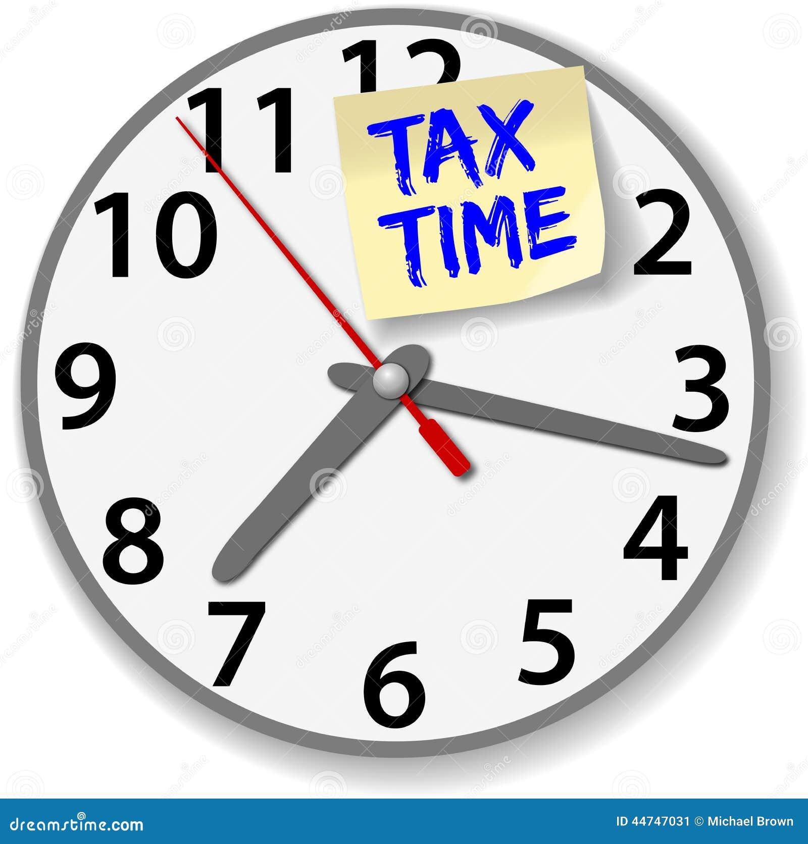 Tax due date in Perth