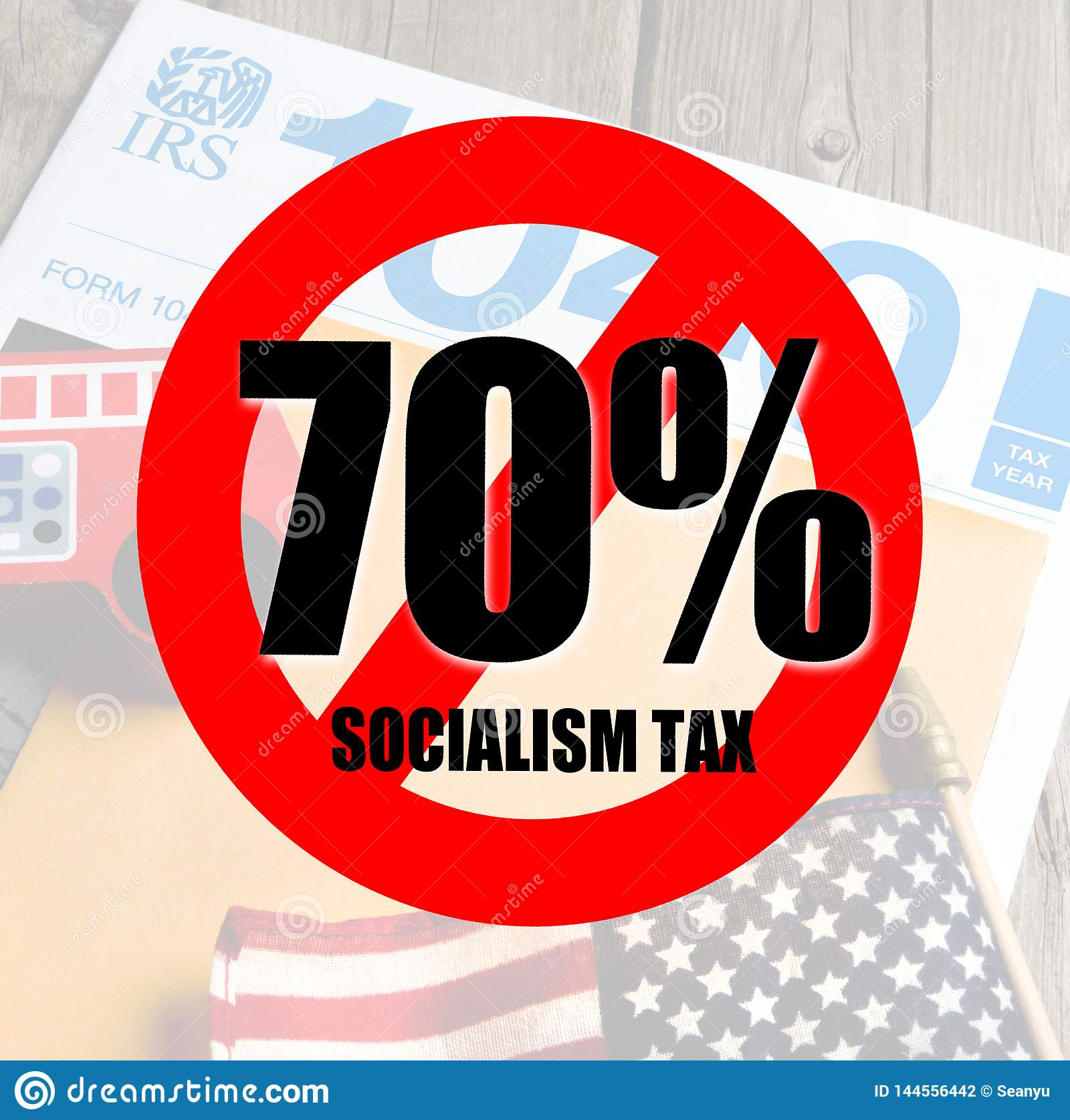 Tax Time for Socialist