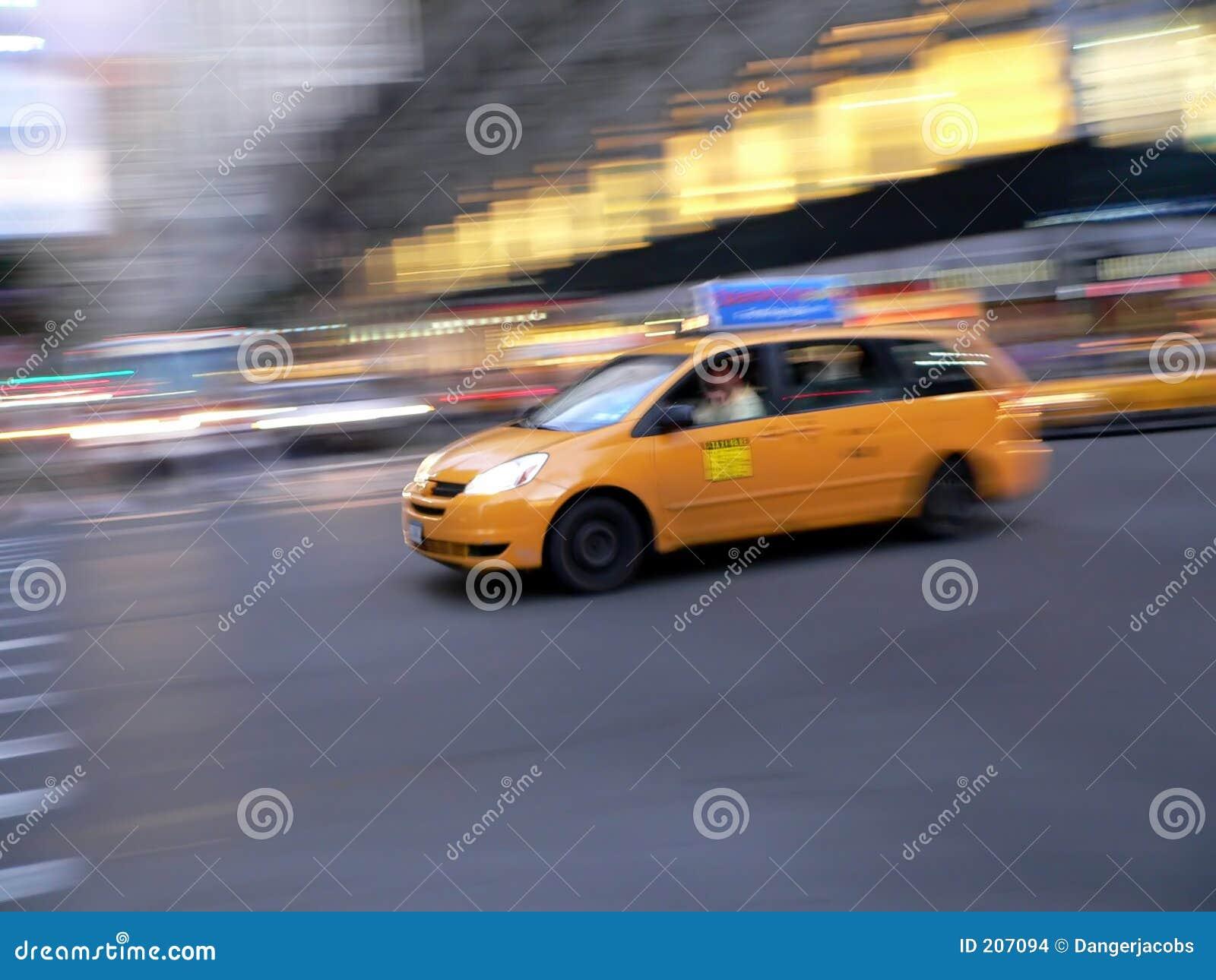 Taxar snabba mininya för cabstad skåpbilen york