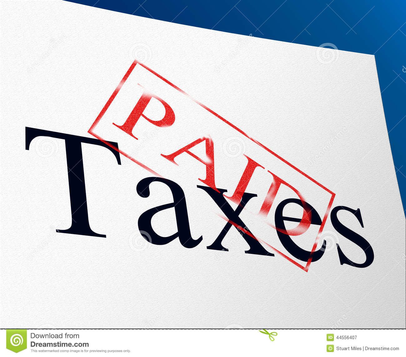 Taxes paid on stock options