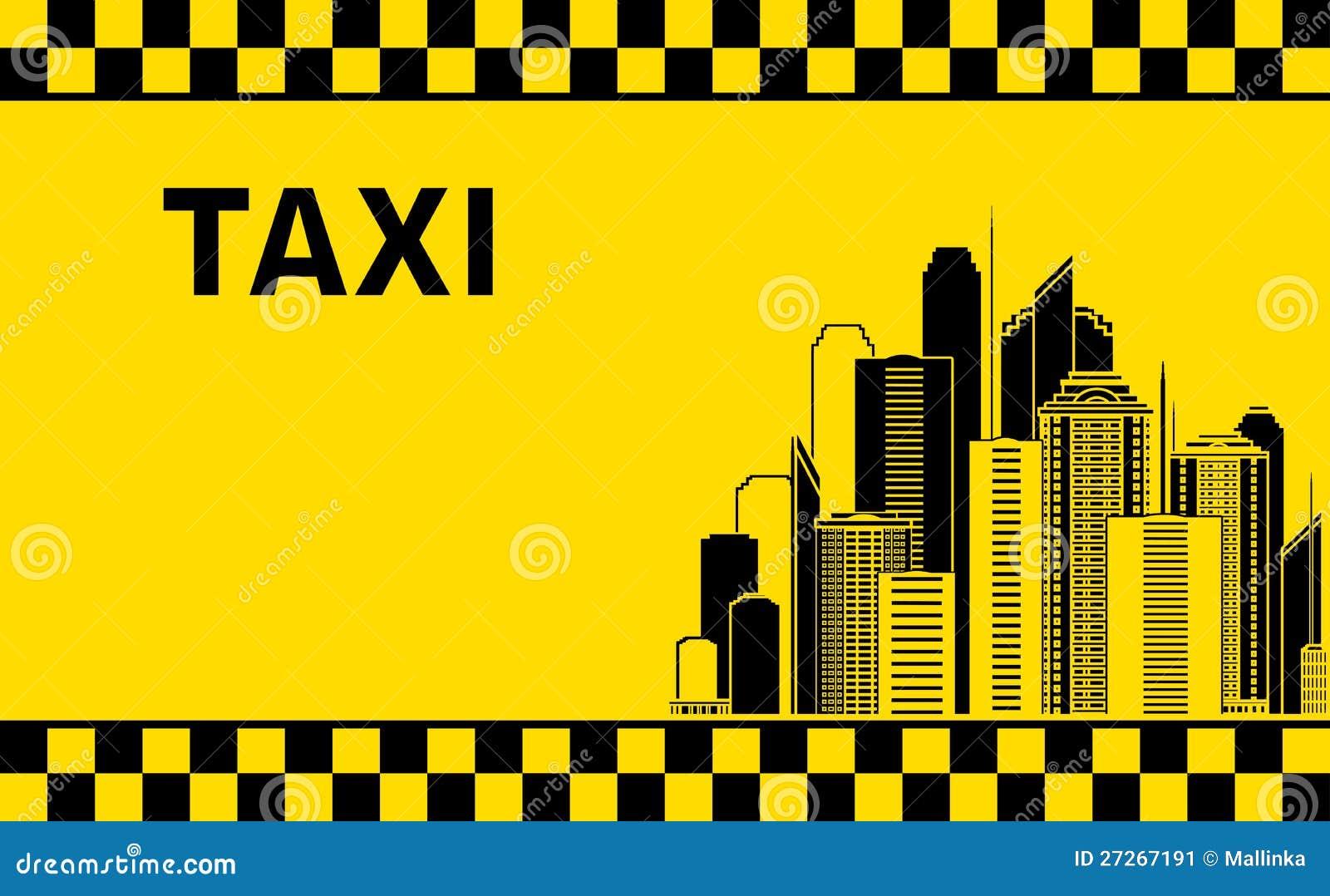 Stock Image Taxi Background City Landscape Image27267191 on 2d Floor Plan Design