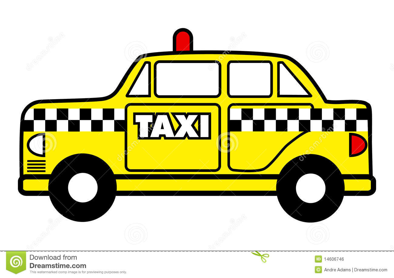 Taxi Cab Royalty Free Stock Image - Image: 14606746