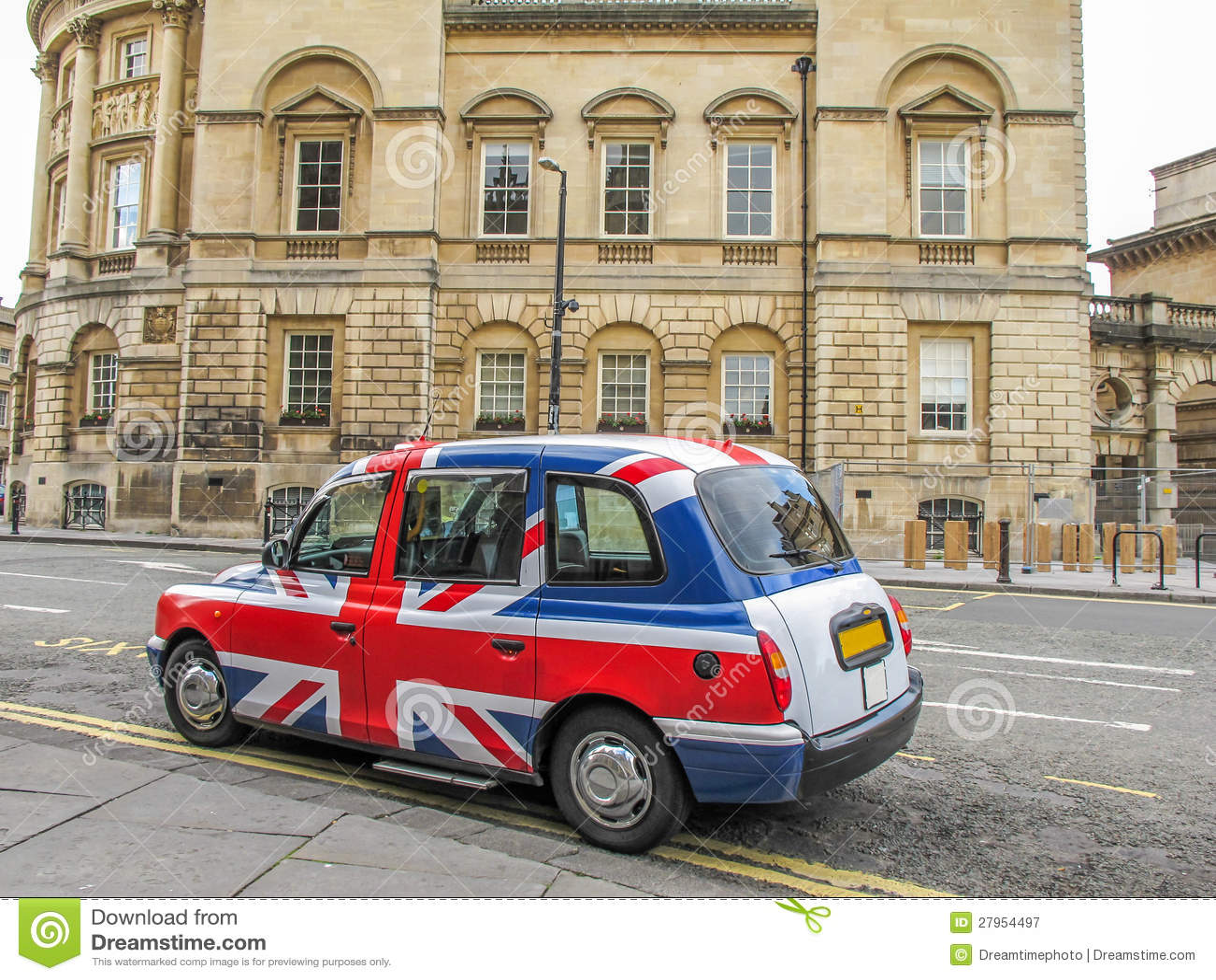 Taxi de Jack des syndicats