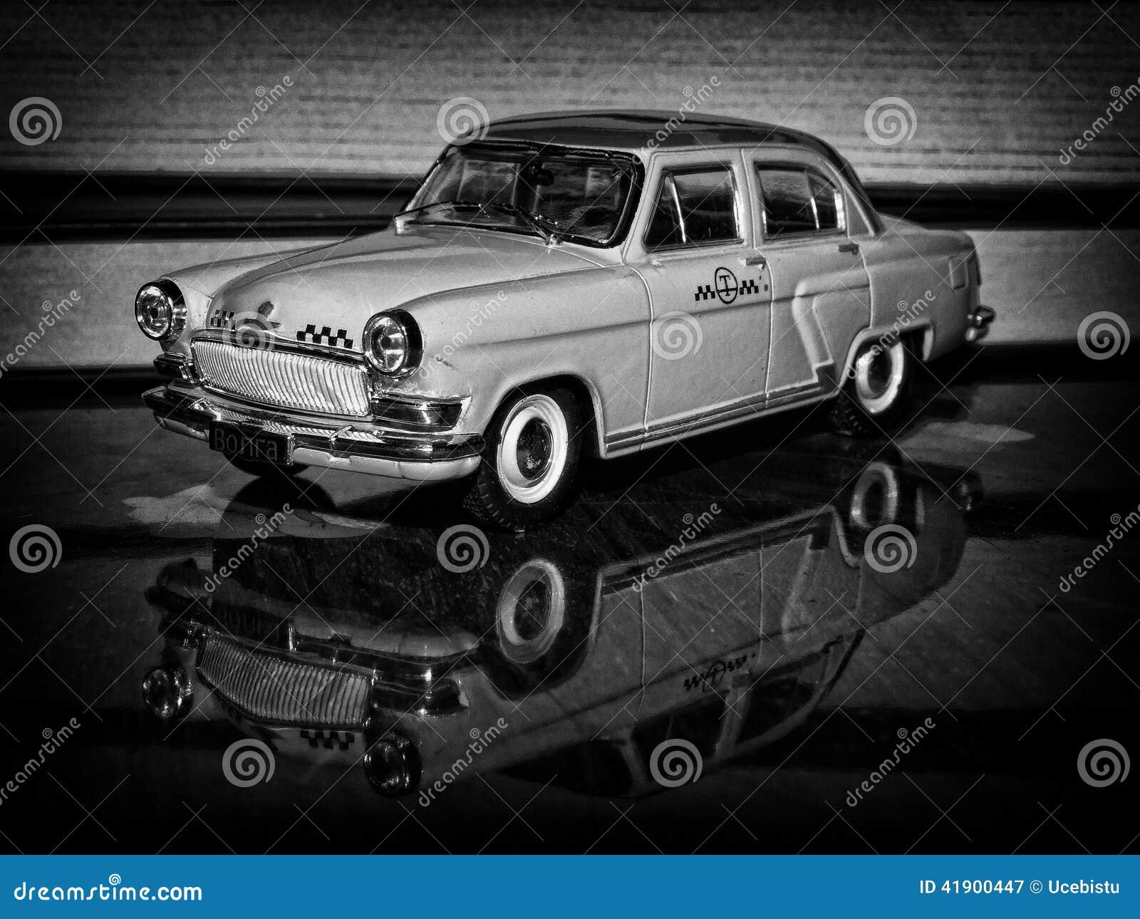 Taxi de Volga M21