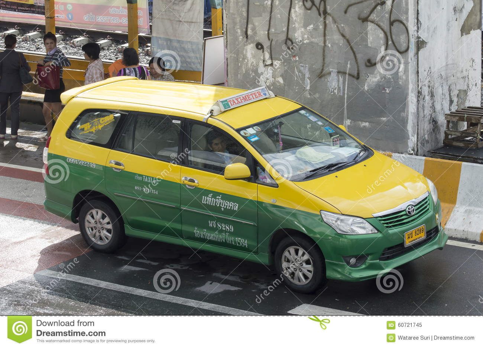 Bangkok Airport Car Service