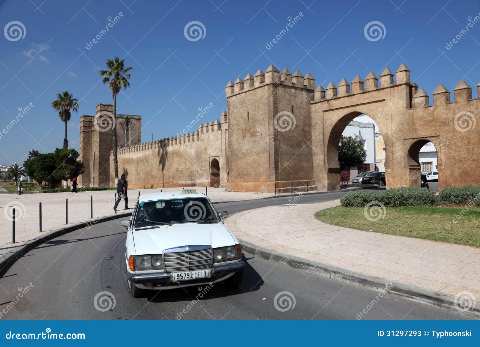 Taxi magnífico en venta, Marruecos