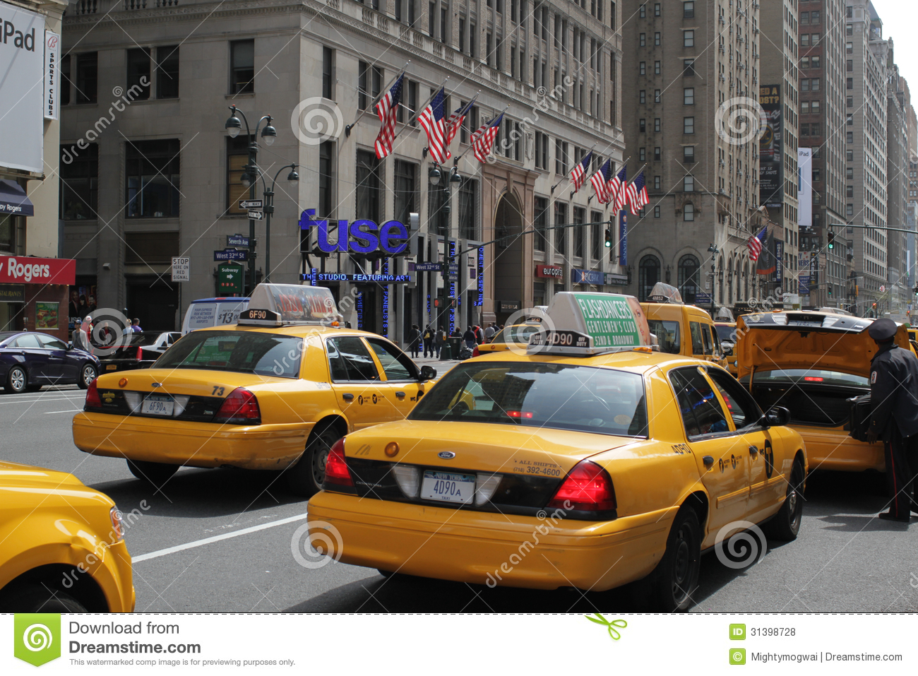 how to catch a cab in nyc