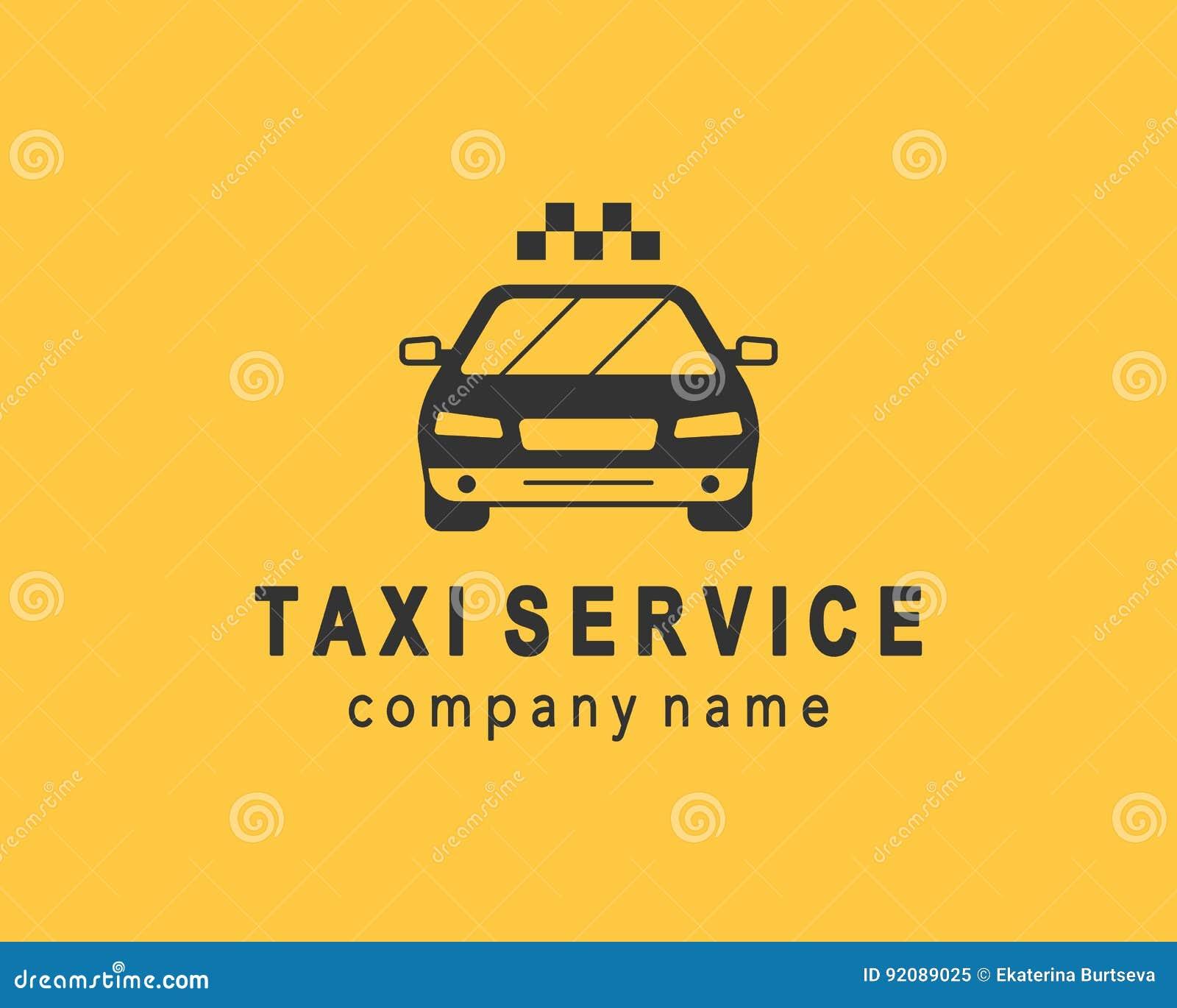 taxi website template