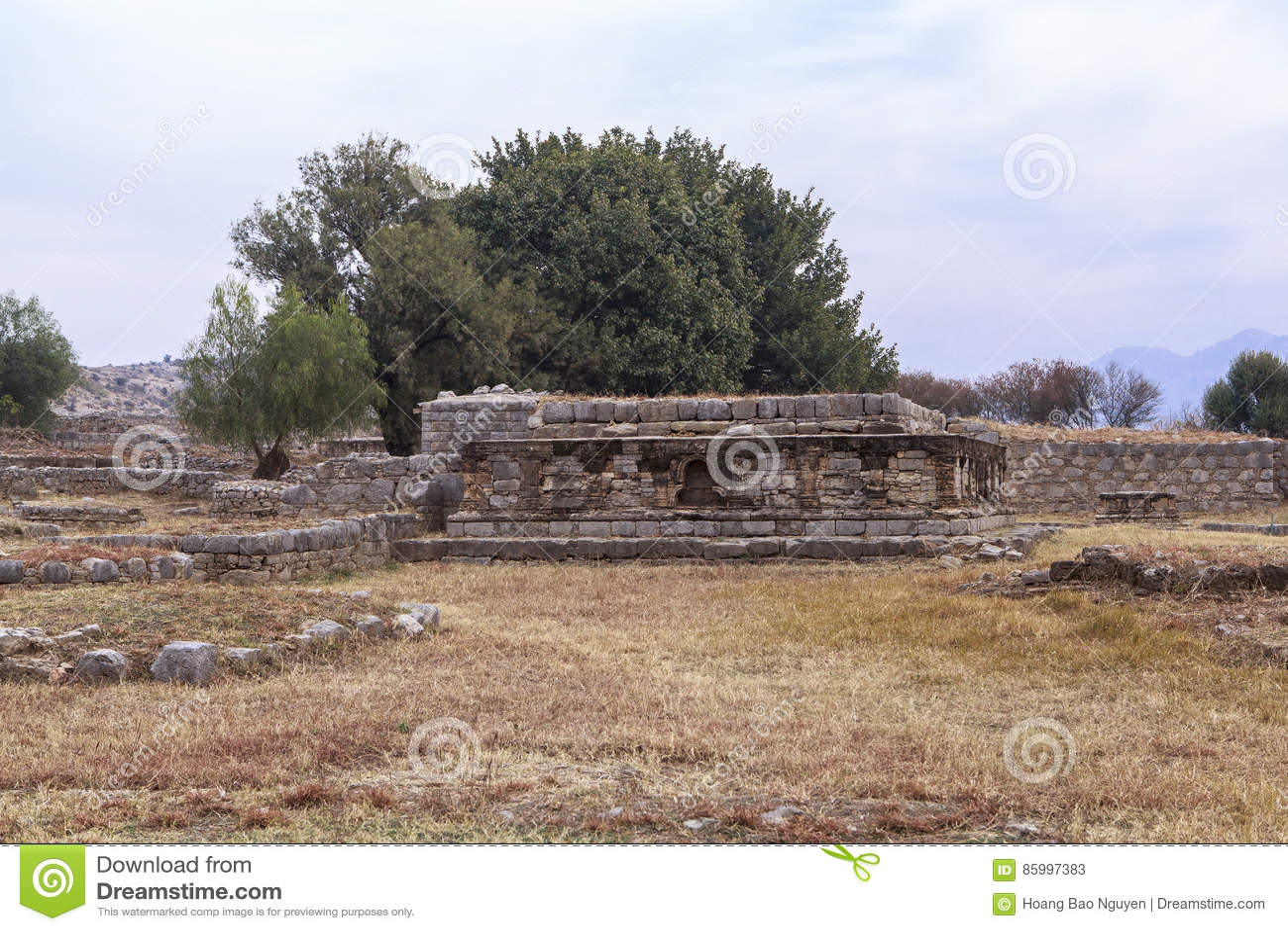 Taxila Heritage in Pakistan
