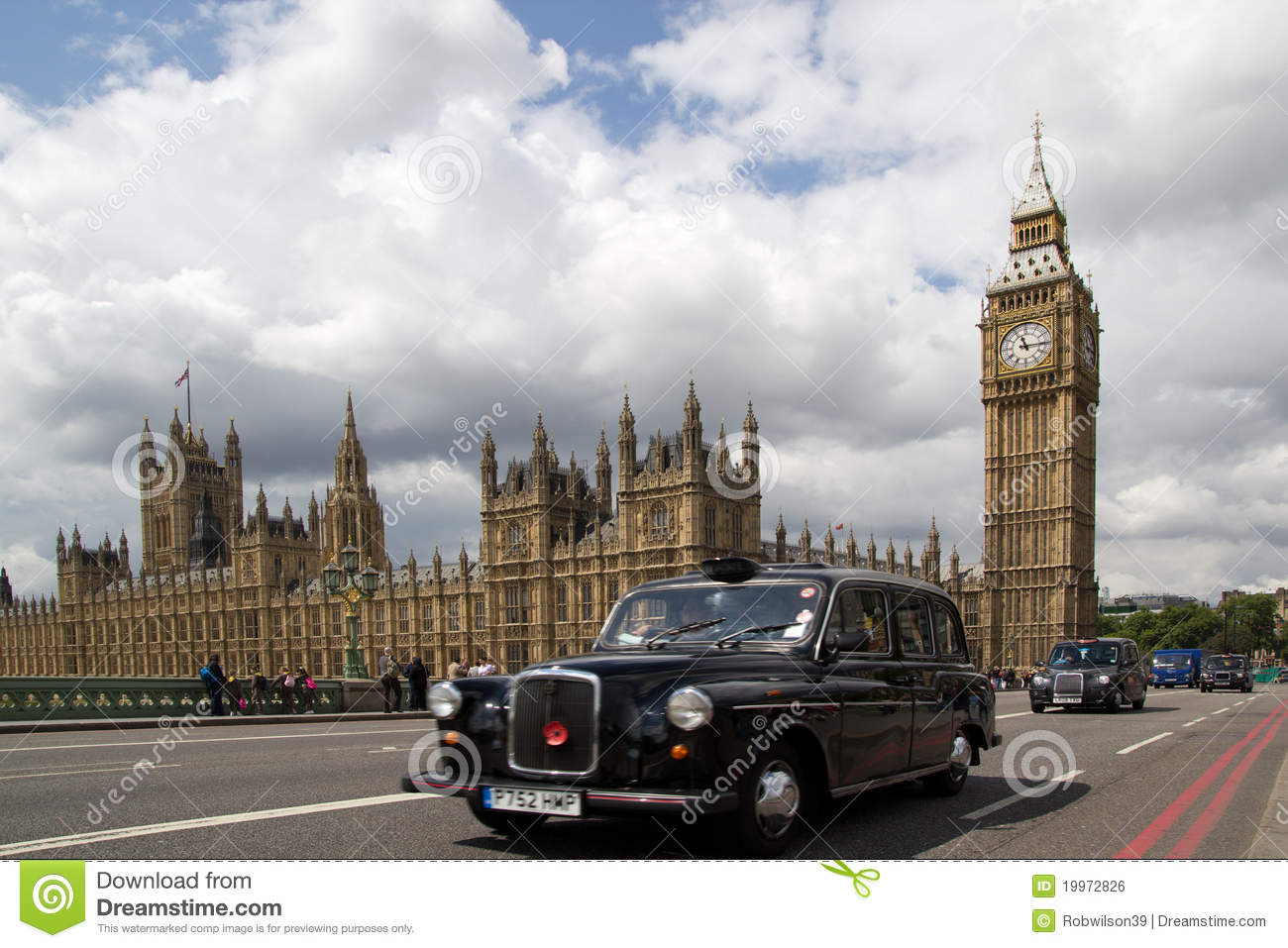 taxis noirs de londres photo ditorial image du angleterre 19972826. Black Bedroom Furniture Sets. Home Design Ideas