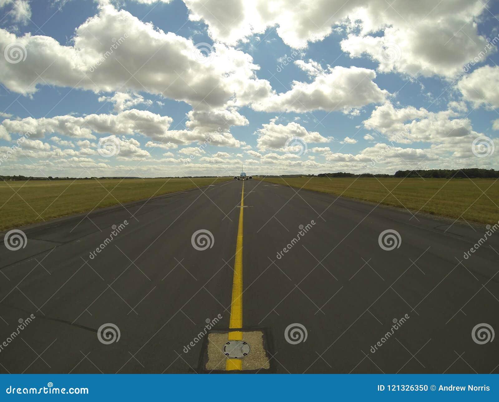 Taxiwaymittlinje