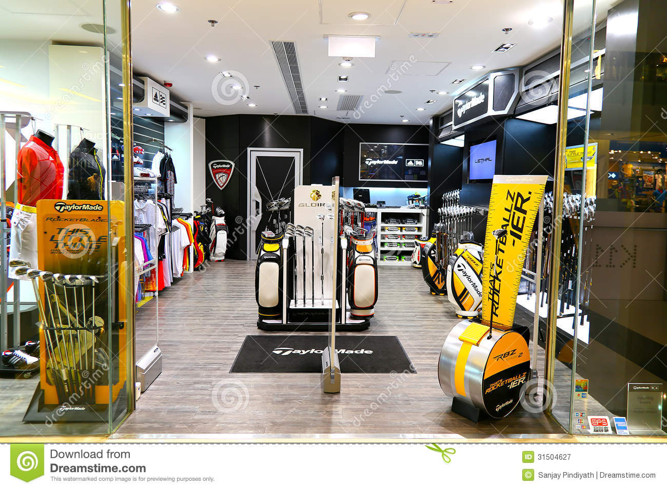 TaylorMade Golf Factory Store store or outlet store located in Augustine, Florida - St. Augustine Premium Outlets location, address: State Road 16, St. Augustine, Florida - FL Find information about hours, locations, online information and users ratings and reviews.3/5(1).