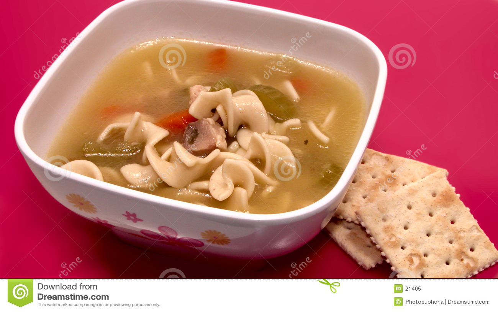Tazón de fuente del niño de sopa