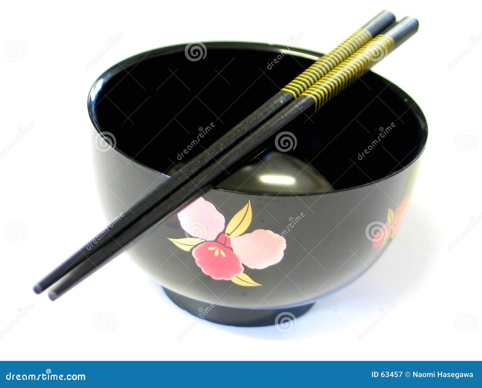 Tazón de fuente japonés