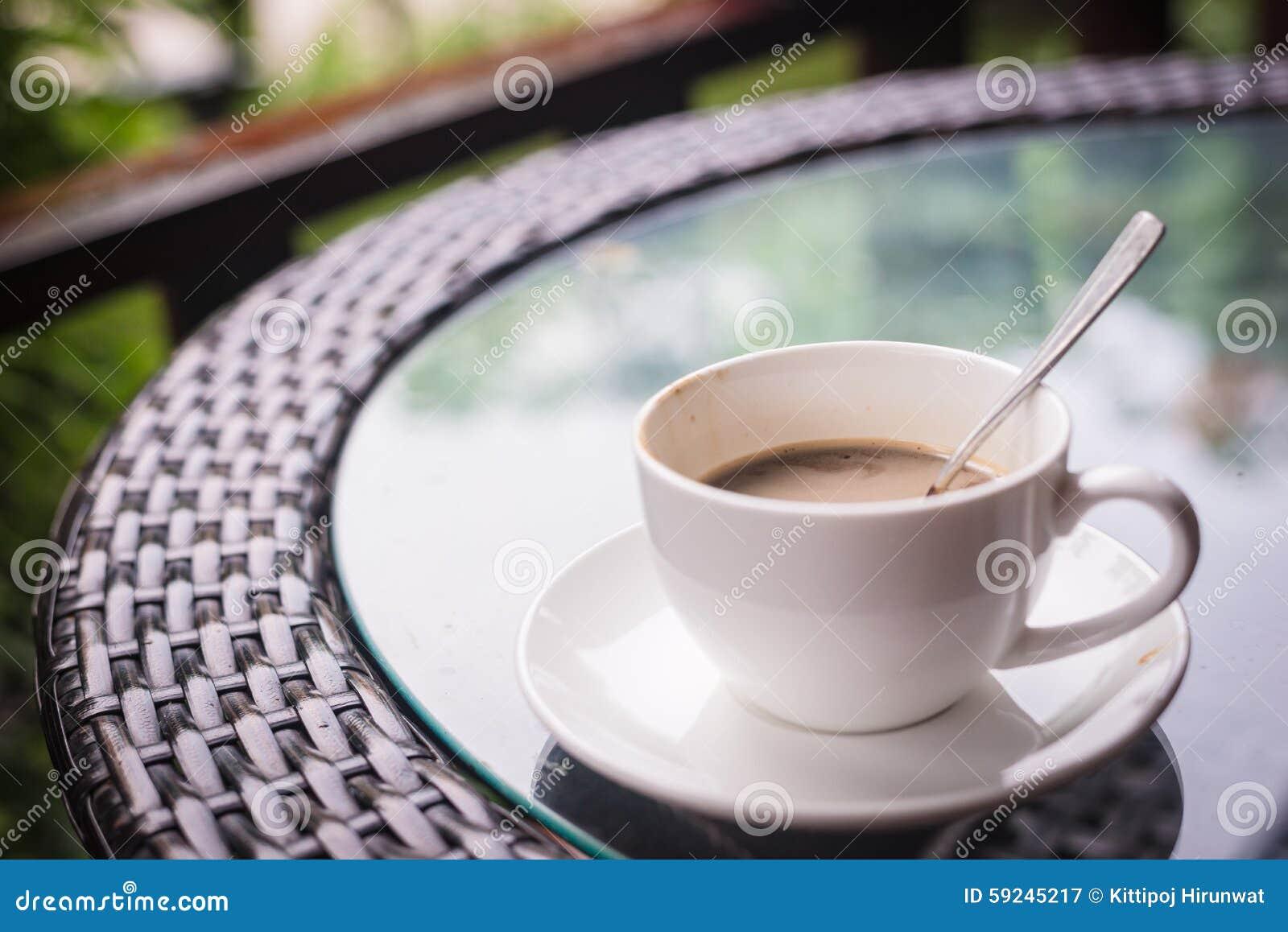 Download Taza de café en el vector imagen de archivo. Imagen de fresco - 59245217