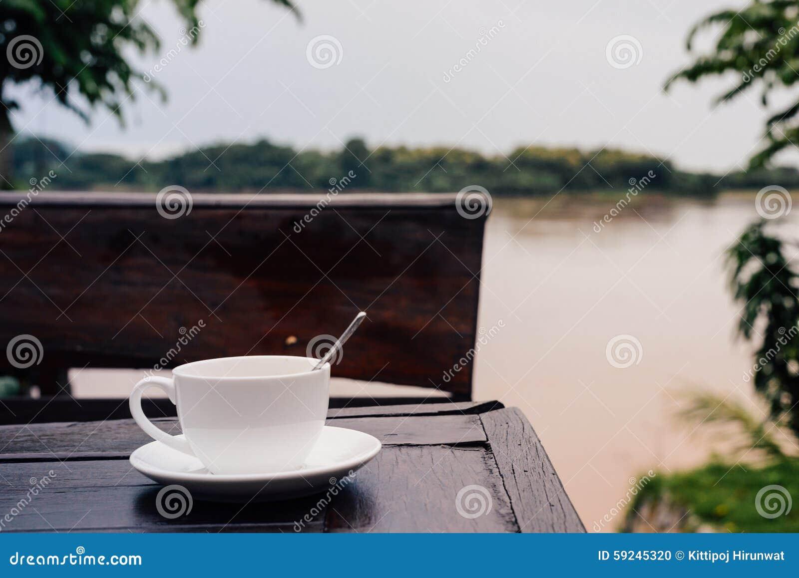 Download Taza de café en el vector foto de archivo. Imagen de primer - 59245320