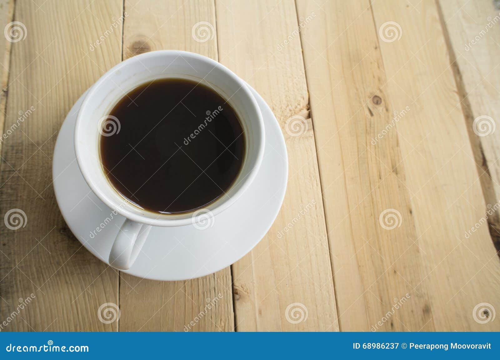 Taza de mañana del café