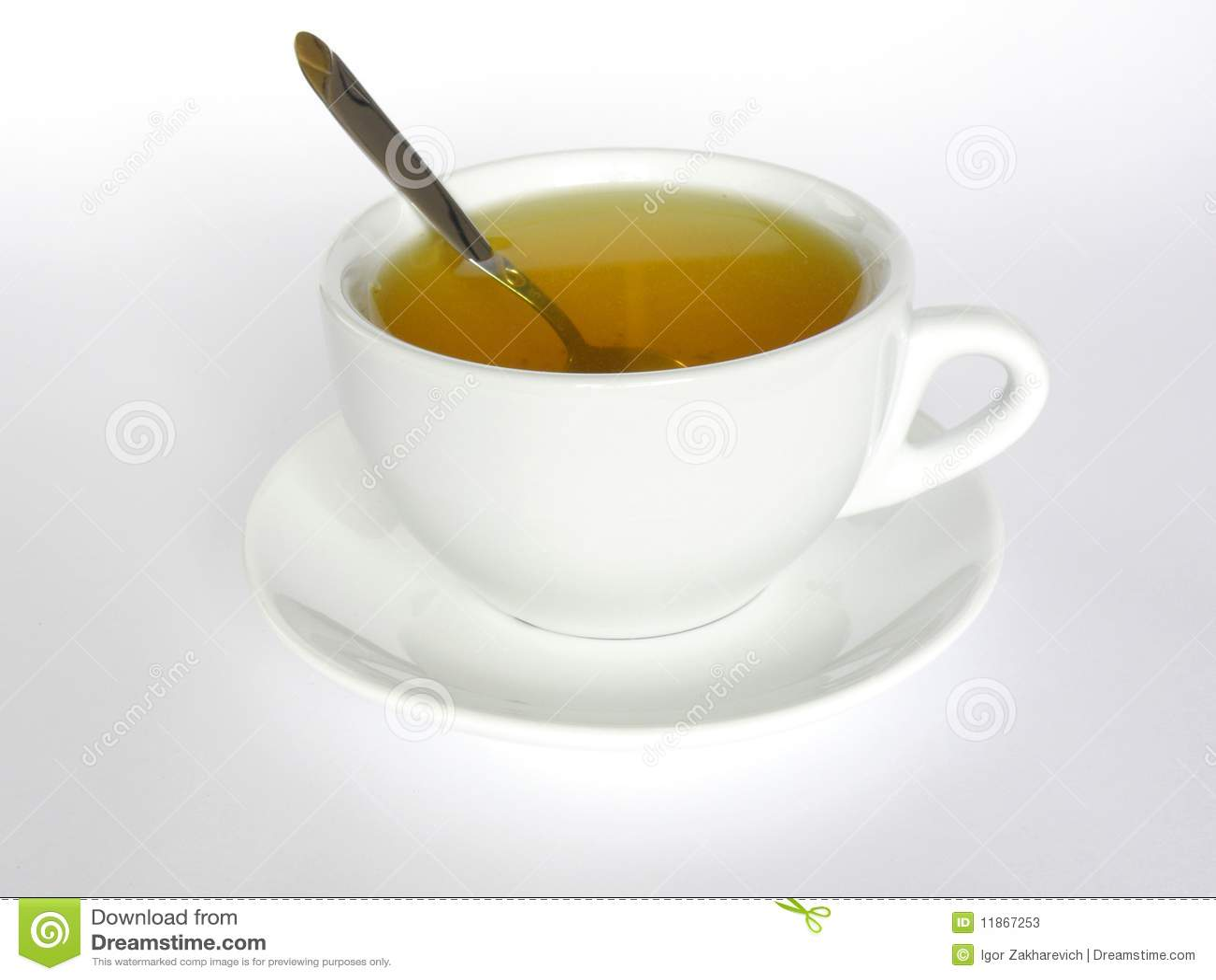 Taza de te imagen de archivo imagen de objetos dishware for Tazas de te con tapa