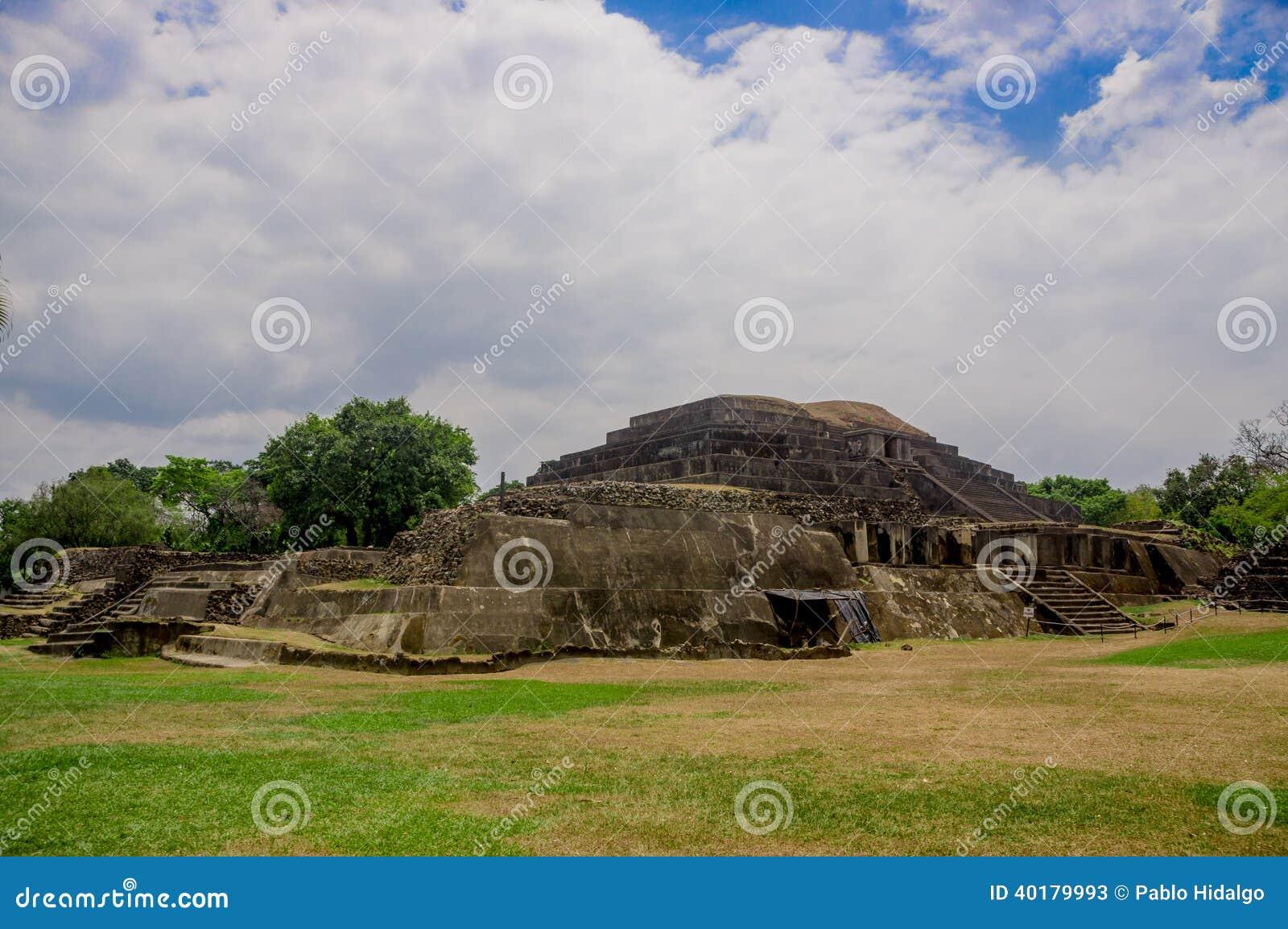 Ruinas mayas - El Salvador