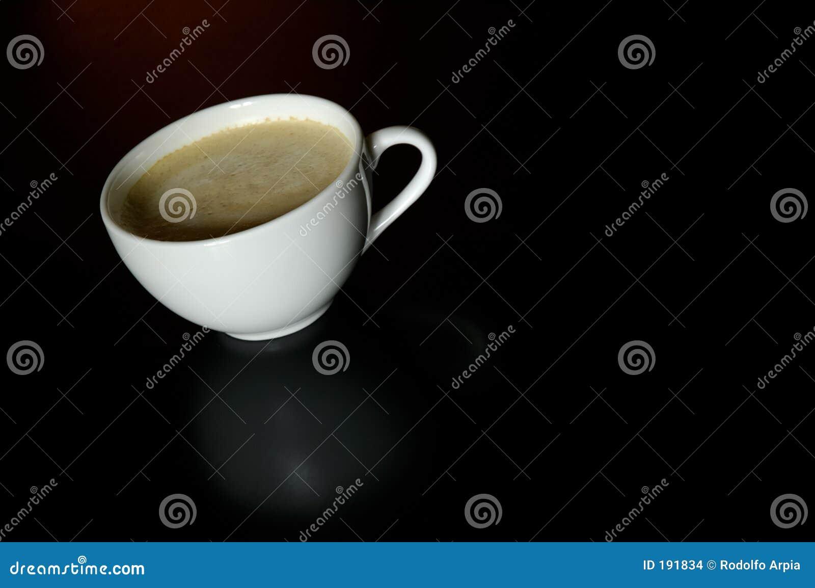 Tazza del latte del caffè