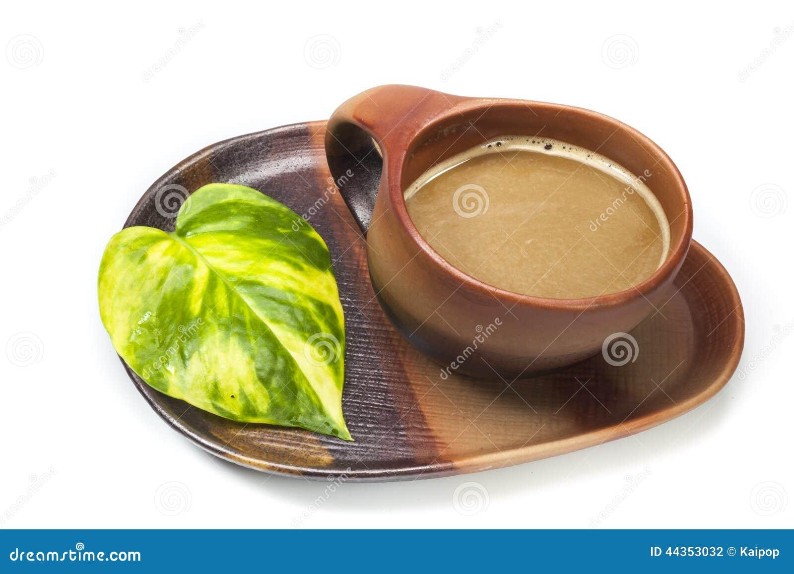 Tazza di caffè del Brown