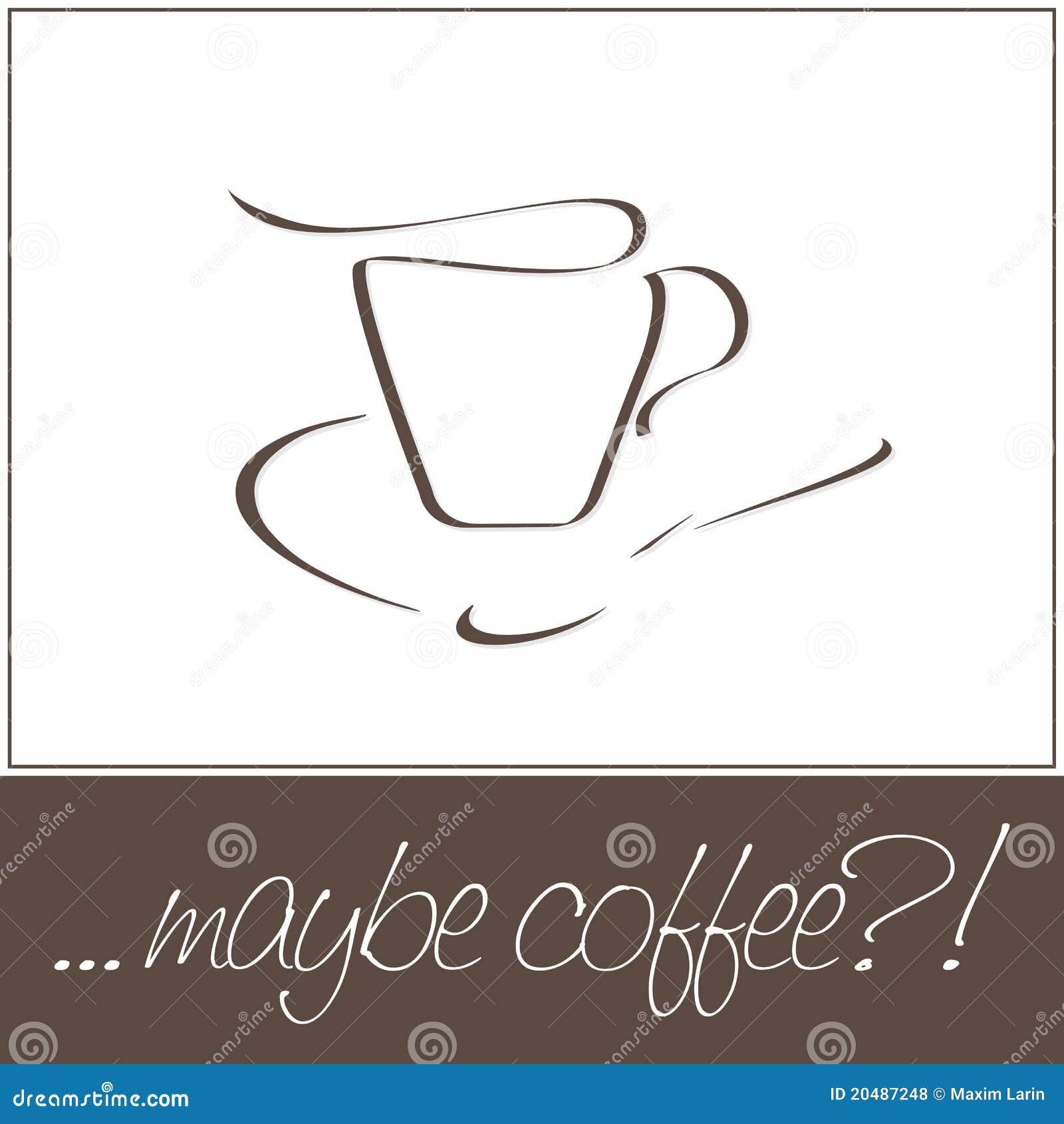 Tazza di caff disegno per la casa di caff for Concetto di piani per la casa