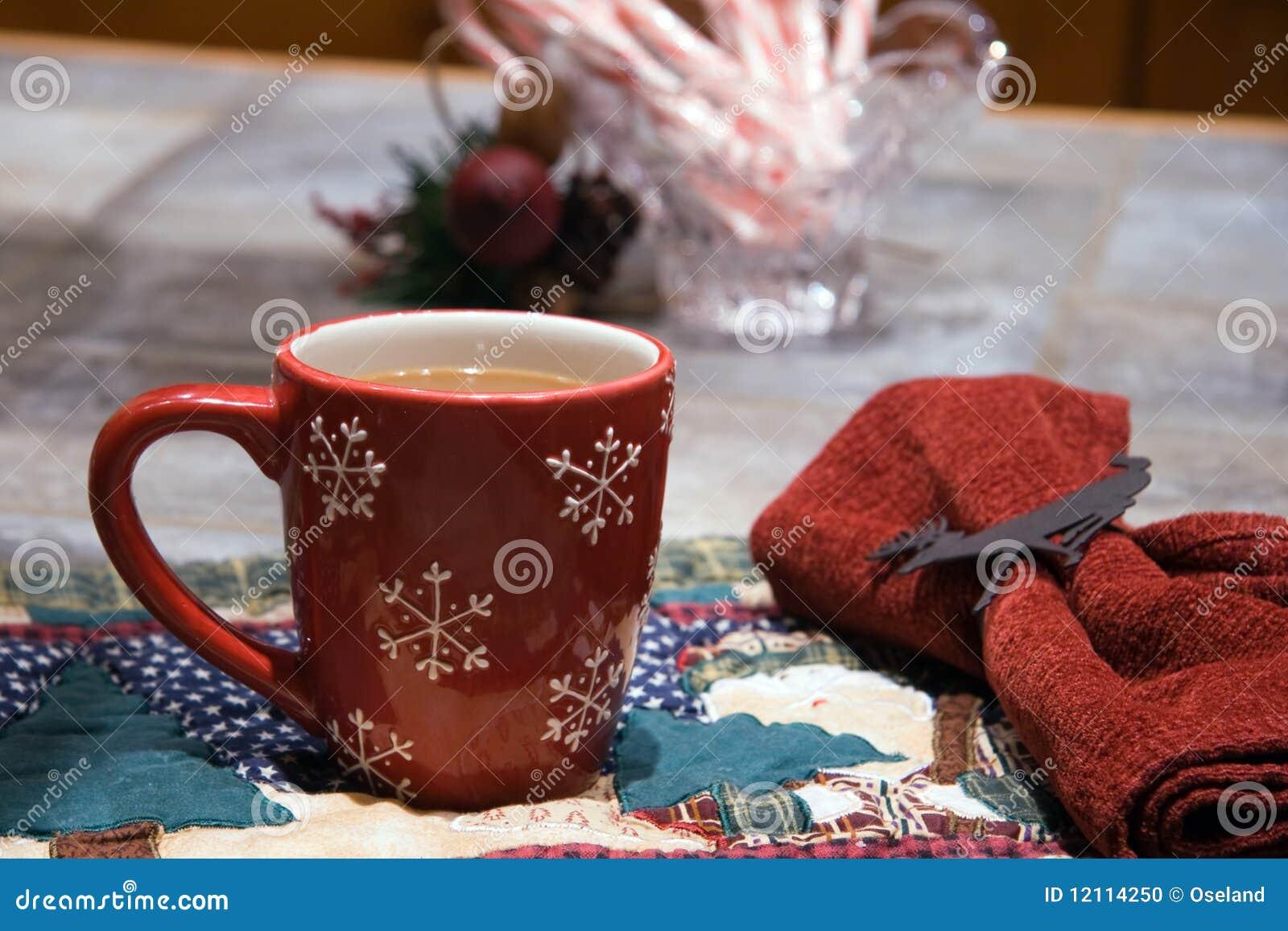 Tazza di caffè - natale