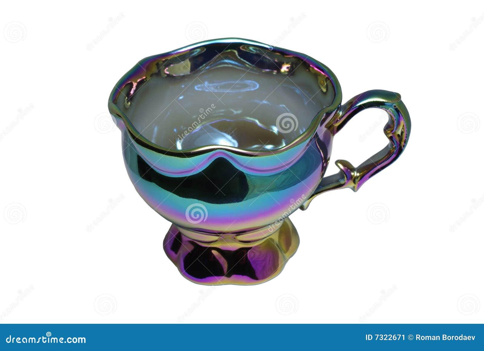 Tazza di tè del Chameleon