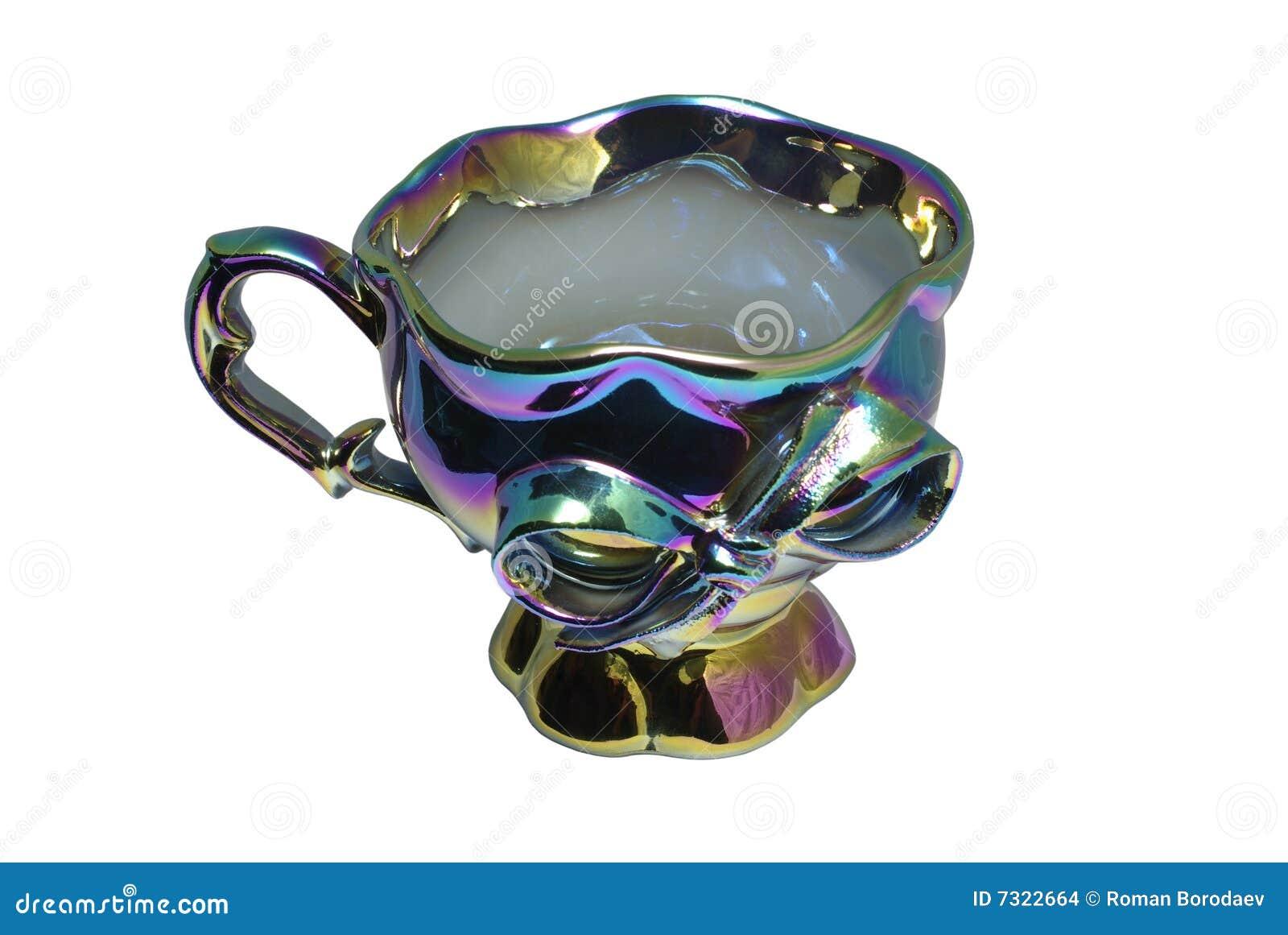 Tazza di tè di colore del Chameleon