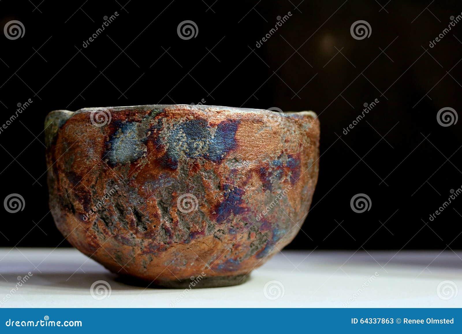 Tazza di tè di Raku