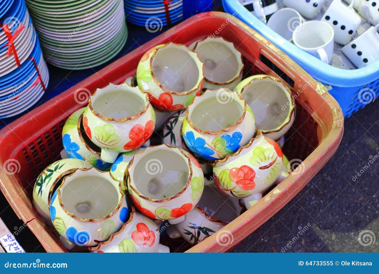 Tazza tailandese