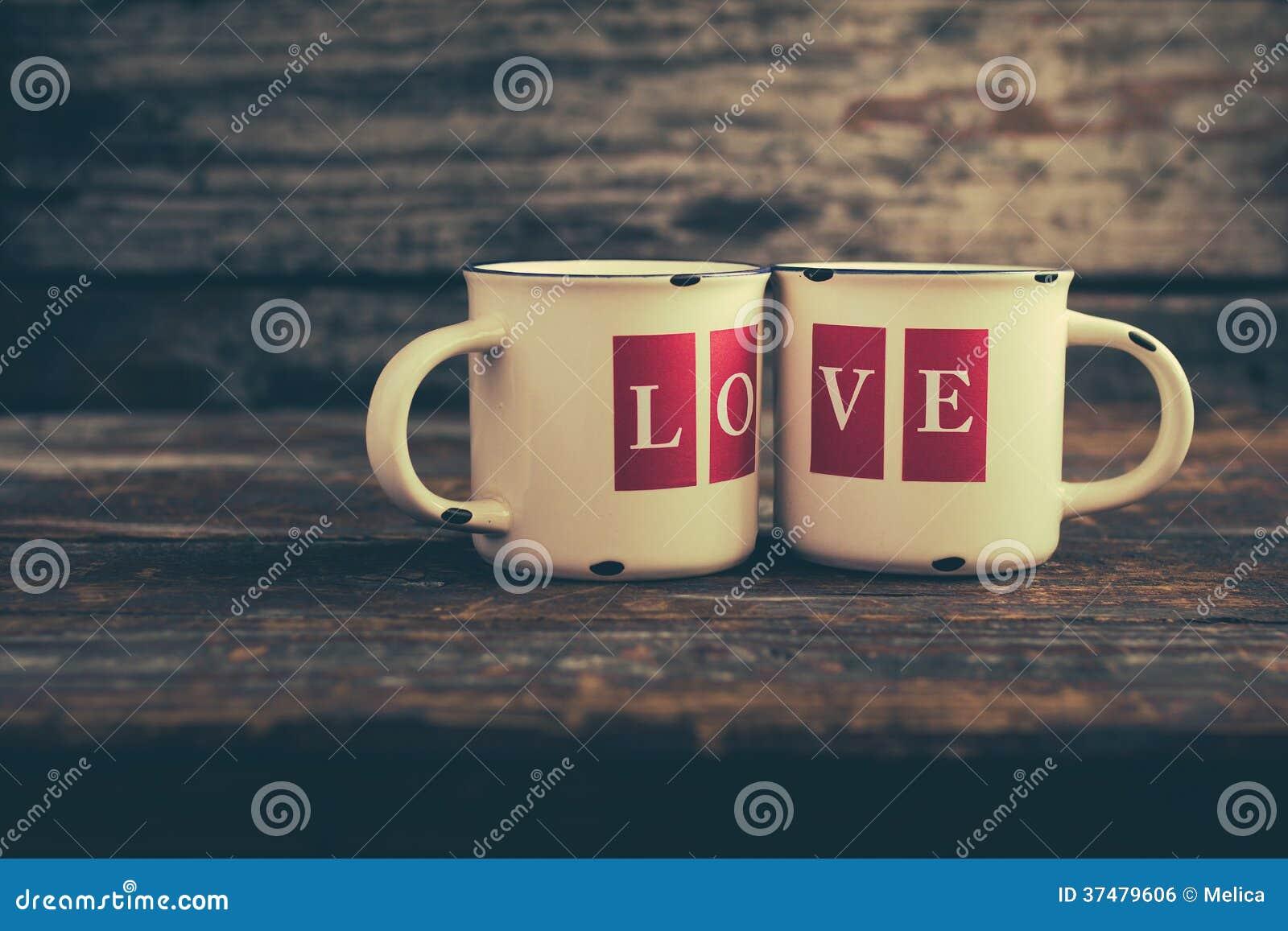 Tazze di amore