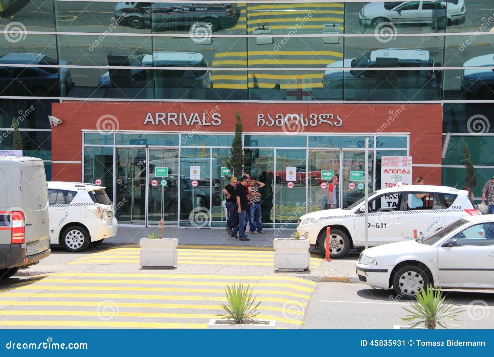 Auto Festival 2014 Georgia Tbilisi: Tbilisi Airport Editorial Photo. Image Of Business
