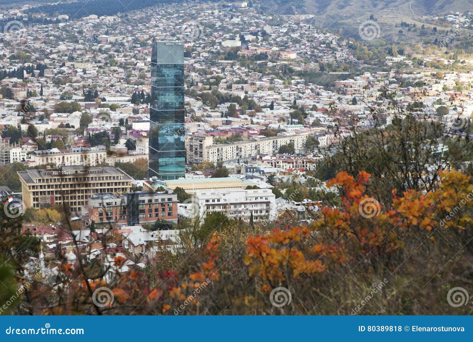 Tbilisi Tskneti Mountain Villa Tbilisi City Georgia