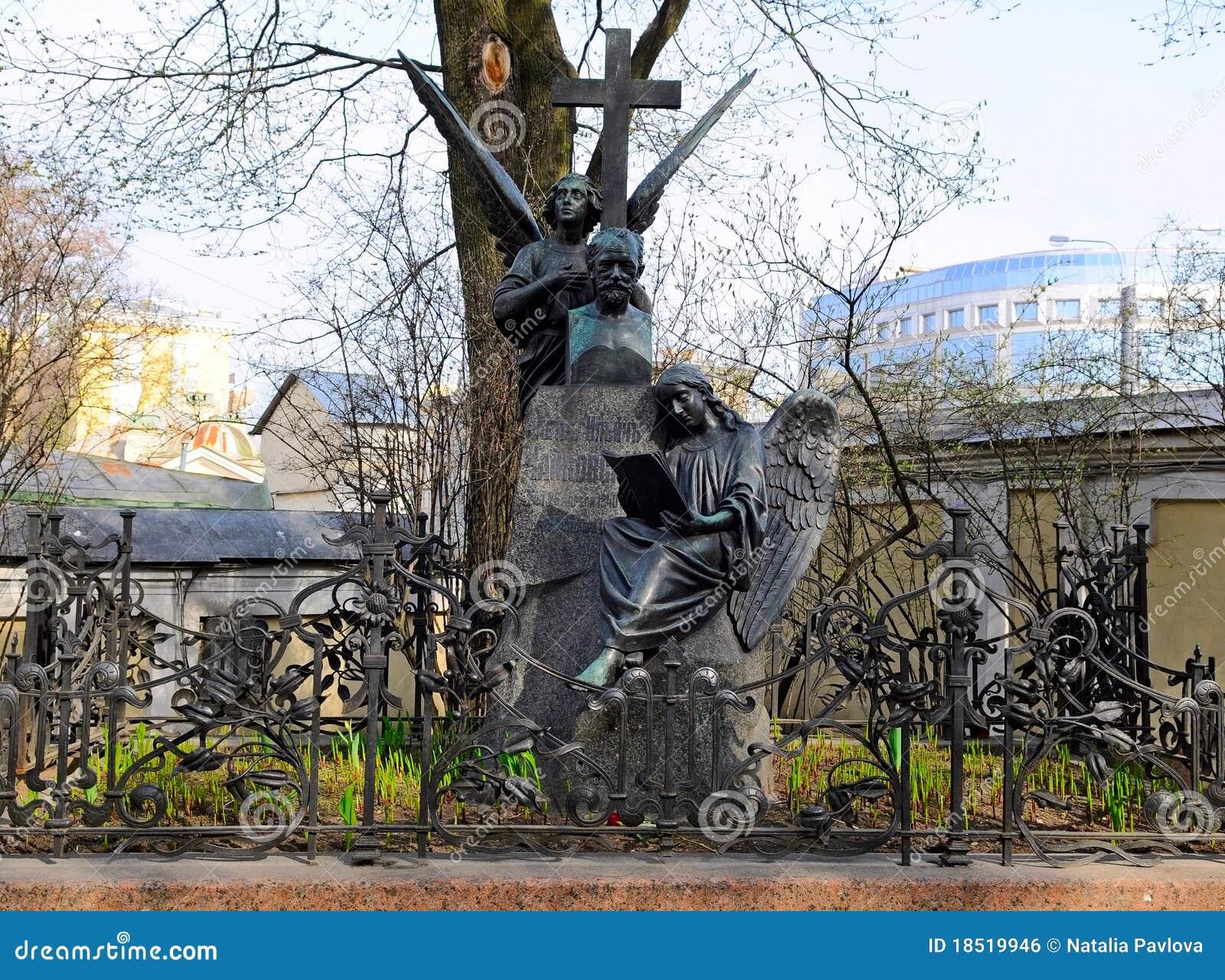 Tchaikovsky grobowiec