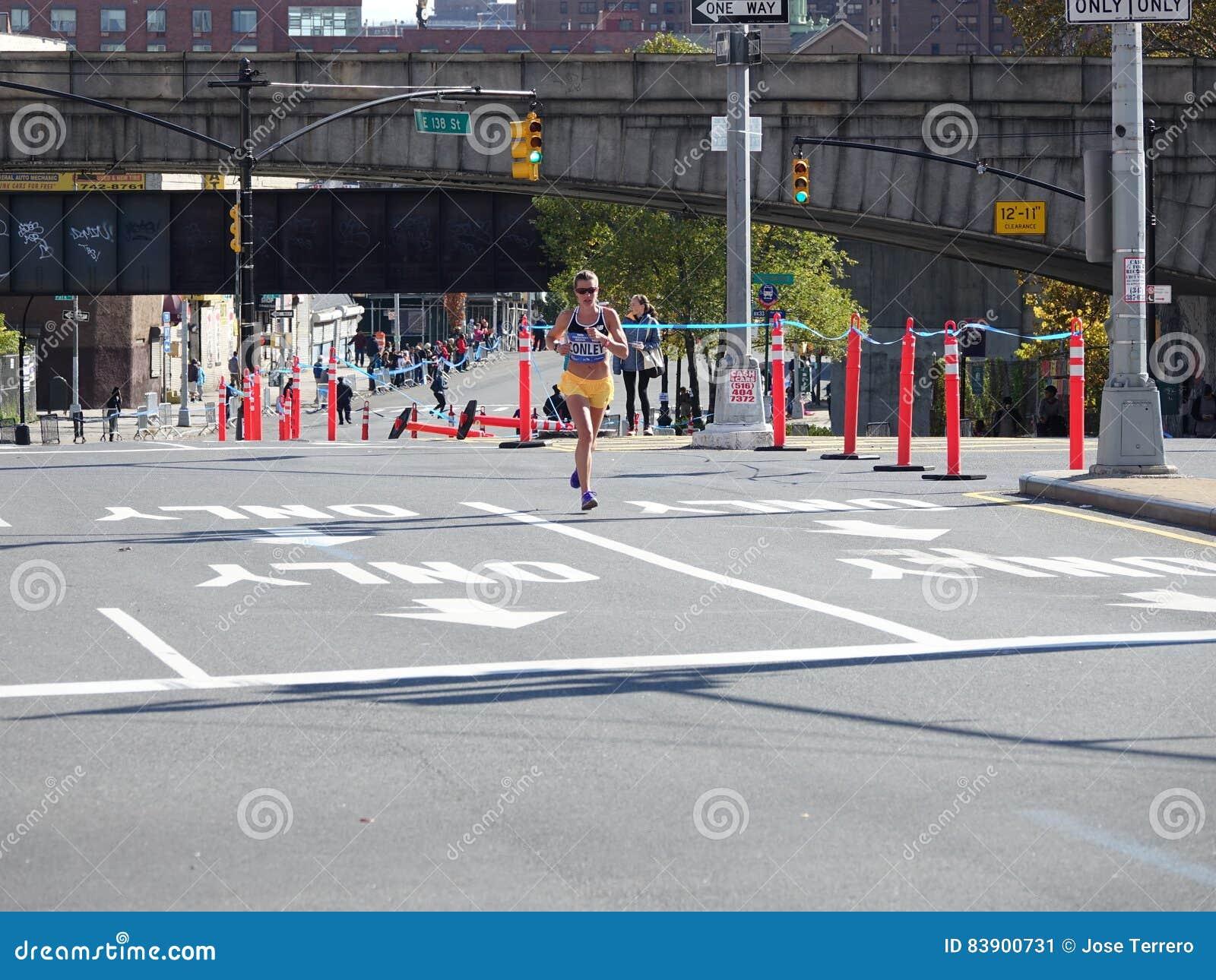 The 2016 Tcs New York City Marathon 279 Editorial Photo