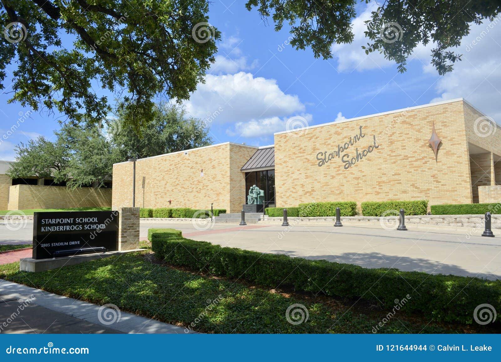 TCU的,沃思堡,得克萨斯Starpoint学校