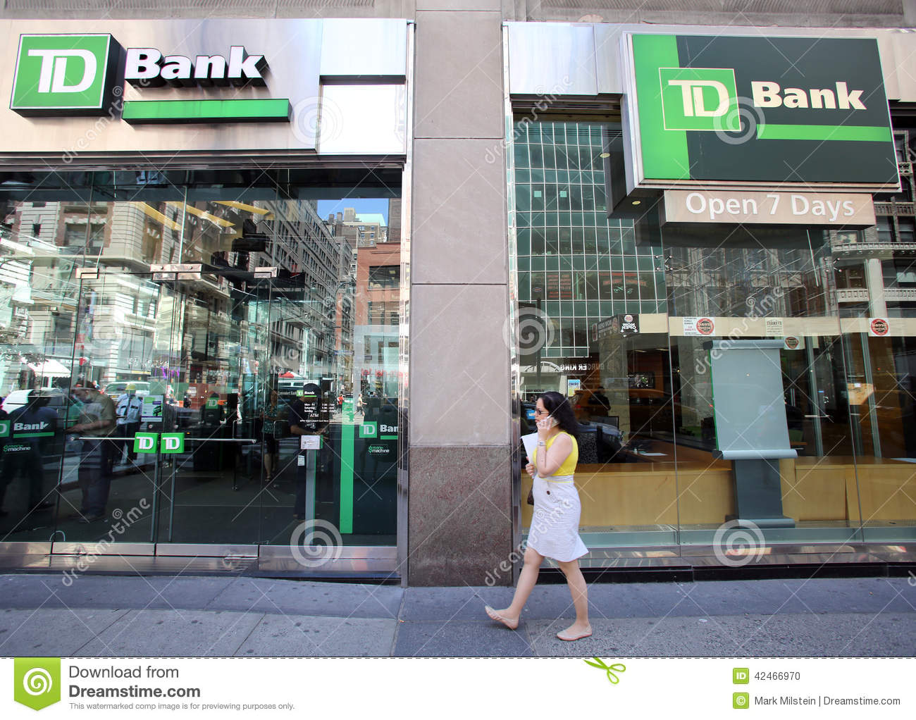 TD-BANK IN NEW YORK