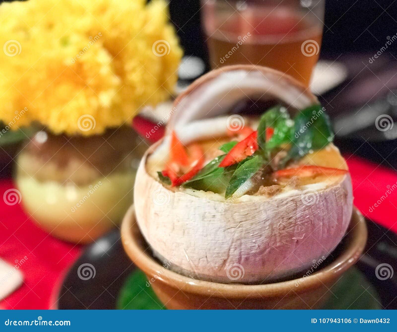TDelicious jedzenie od Chiang mai, Tajlandia