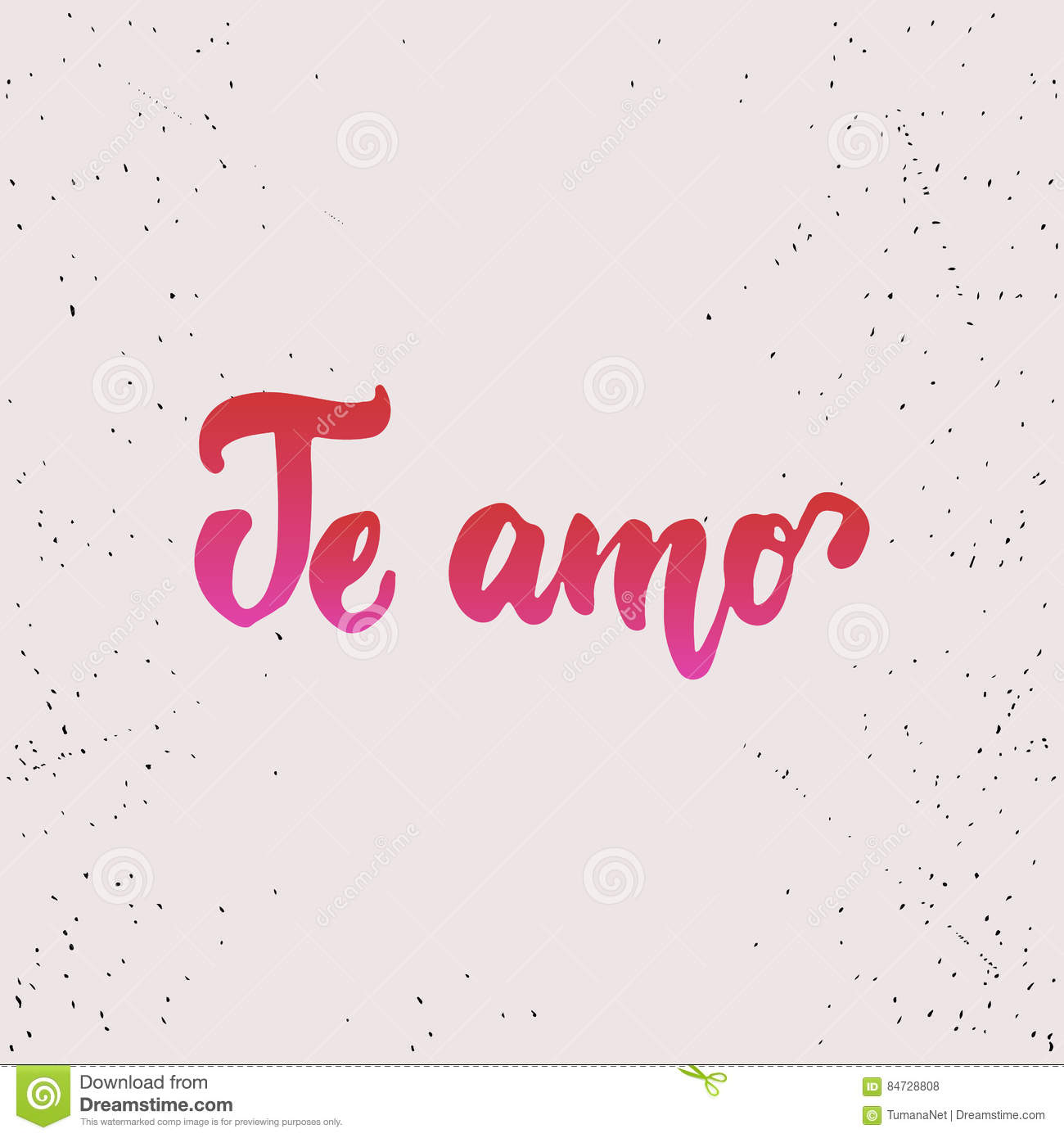 What does i love you in spanish