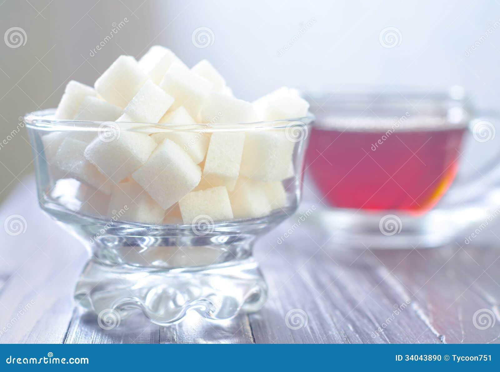 Te och socker